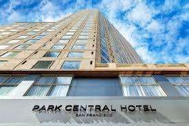 San Francisco Property Information Map by Hotel The Park Central San Francisco Ca Booking Com