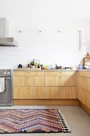 Style Of Kitchen Cabinets by Best 25 Light Wood Cabinets Ideas On Pinterest Wood Cabinets