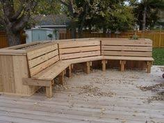 Wood Planter Bench Plans Free by Deck With Full Box Seating Planter Boxes And A Sun Shade