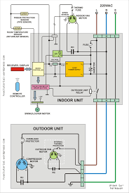 wiring diagram for split ac wiring wiring diagrams instruction