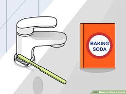 How To Clean A Sink Faucet 3 Ways To Clean A Faucet Wikihow