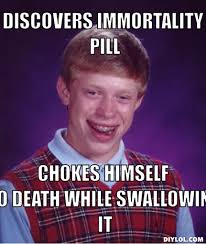Meme Bad Luck - bad luck brian memes google search photos i like pinterest