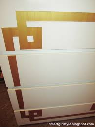 Malm Dresser Painted by Smartgirlstyle Bedroom Makeover Ikea Malm Dresser