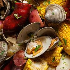 Cape Cod Clam Bake - portuguese new england clam boil recipe tables nyc and restaurant