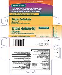 can i use equate triple antibiotic ointment on my tattoo 1000