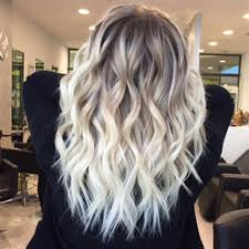 silver hair with blonde lowlights image result for dark roots blonde hair hair pinterest dark