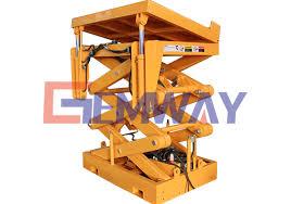 Hydraulic Scissor Lift Table by Hydraulic Scissor Lift Table 1 5m Gemway