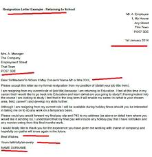 exles of resignations letters 28 resignation letter format for school how to end a 10 how to