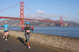 Sf Marathon Map Mermaid Run San Francisco Sirena10 Mile 10k 5k San Francisco