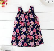 dress pattern 5 year old high quality girls flower dress patterns 3 5 year old floral summer