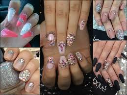 shopzters trending bridal nail art designs