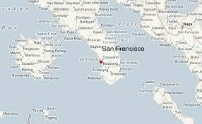 san francisco quezon map opinions on san francisco quezon