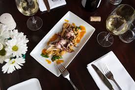 thanksgiving supper at verdigris in portland oregon on thurs nov