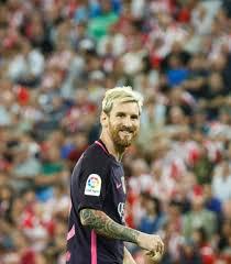 cool soccer hair messi is a blonde why soccer players bleach their hair