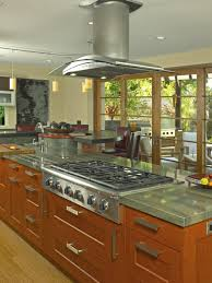 Island Kitchen Hoods by Kitchen Island With Range Range In Island Houzz Design