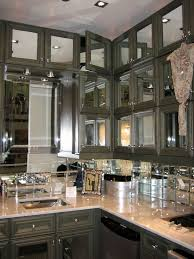 kitchen mirror backsplash 25 best mirrored backsplashes images on beautiful