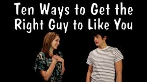 messy mondays ten ways to get the right guy to like you youtube