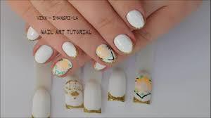 vixx shangri la nail art tutorial by madria youtube