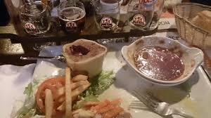 assiette gourmande j ai tout mangé picture of les 3 brasseurs