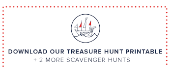 10 treasure hunt clues