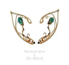elf ears elven healer fantasy earrings elven ears no