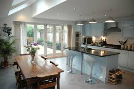kitchen diner ideas kitchen diner lighting ideas terrace refurb