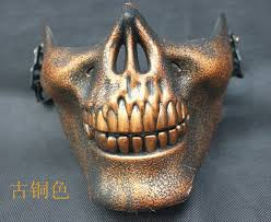 Super Scary Halloween Masks Mask Cream Picture More Detailed Picture About Skull Mask