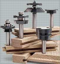 Wainscoting Router Bits Mlcs Cabinet Maker Product Guide