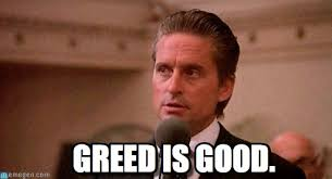 Good Meme - greed is good gordon gekko meme on memegen