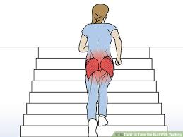 how to tone the with walking 10 steps with pictures