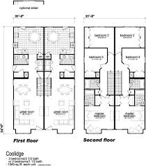 Multi Unit House Plans 23 Best Multi Family House Plans Images On Pinterest Family