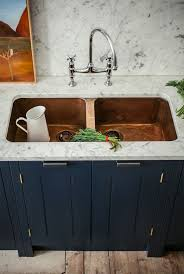 Copper Kitchen Backsplash Ideas Best 25 Copper Sinks Ideas On Pinterest Country Kitchen Sink