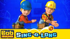 bob builder sing long music video bob