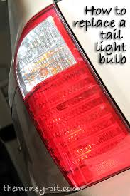 how much to fix a tail light how to replace a tail light bulb auto shop 101 the kim six fix