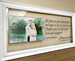 wedding gift to parents photo wedding gifts captivating personalized wedding gift ideas