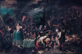file the witches sabbath by frans francken ii jpg wikimedia commons