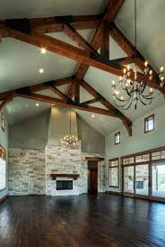 House Plans With Vaulted Great Room by Best 10 Painted Ceiling Beams Ideas On Pinterest Painted Beams