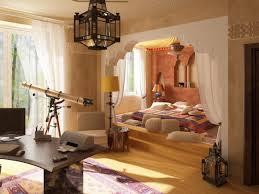 egyptian style bedroom