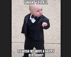 Tuxedo Meme - happy birthday wife memes wishesgreeting