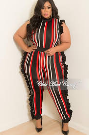 white jumpsuits plus size jumpsuits chic and curvy