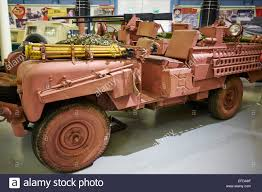 1968 Land Rover Series Iia Pink Panther Sas Desert Car Heritage