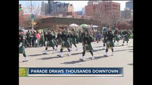 thousands attend annual st patrick u0027s day parade in downtown