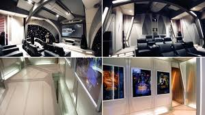 star wars home theater homes design inspiration