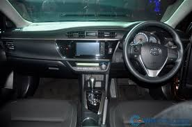 toyota altis launch all new 2014 toyota corolla altis from rm114 000 otr with