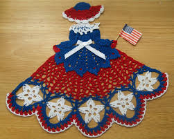 Crochet Owl Rug Fourth Of July Doily And Owl Rug Crochet Patterns Patterns