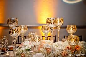 decorating charming mercury glass candle holders for home dining