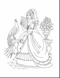 surprising disney princess belle coloring pages with princess