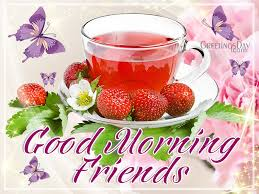 sweet good morning animated pics and messages