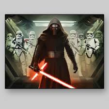 kylo ren and first order stormtroopers star wars all4prints