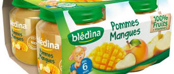 bledina siege social blédina rappelle des petits pots pour bébés pommes mangues